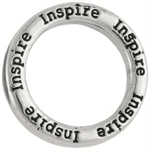 Picture of 'Inspire' Large Silver Frame